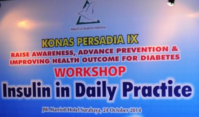 Insulin in Daily Practice