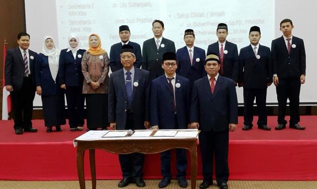Pengukuhan Persadia Wilayah Banten