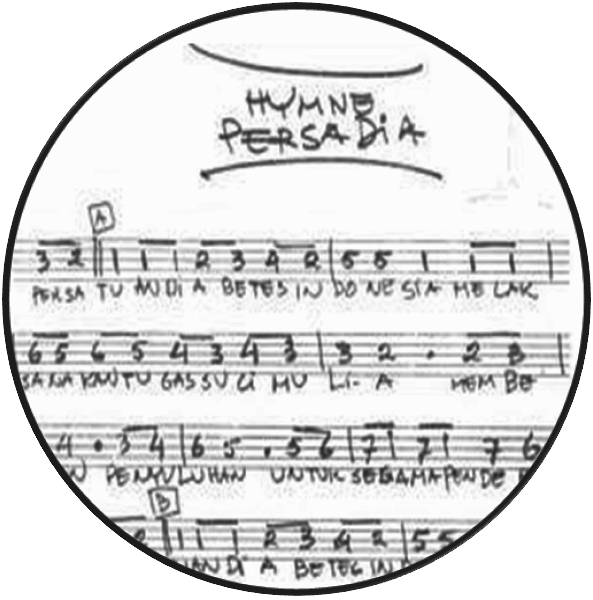 Mars & Hymne Persadia
