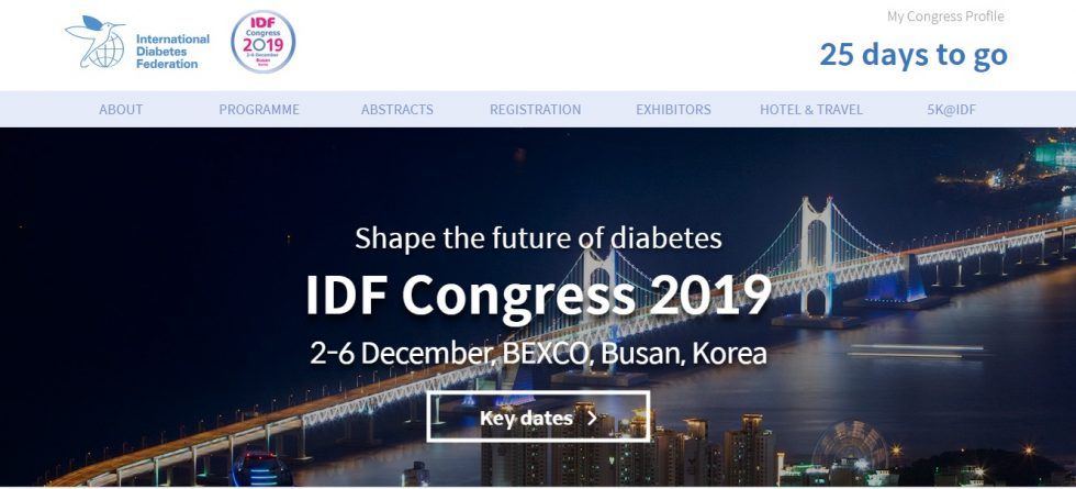 IDF Congress 2019