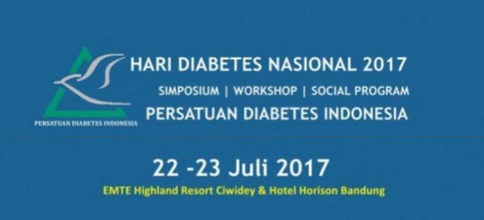 Hari Diabetes Nasional 2017