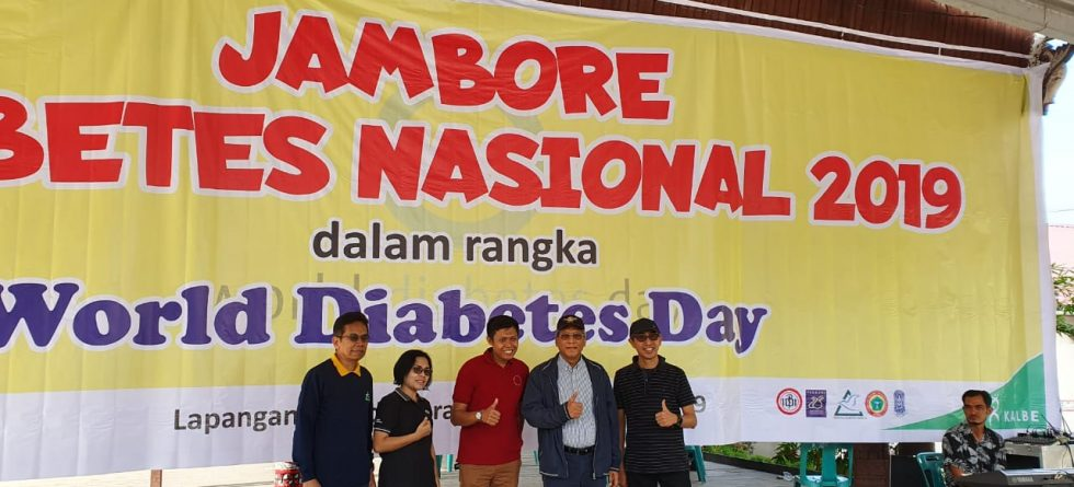 Jambore Diabetes