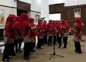 Paduan suara persadia Banten